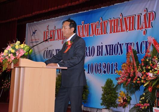 Lễ kỹ niệm 10 năm ngày thành lập Công ty  (10/03/2003 - 10/03/2013)